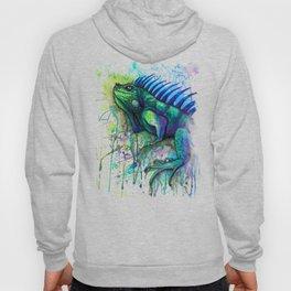 Iguana Hoody