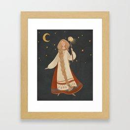 Vasilisa Framed Art Print