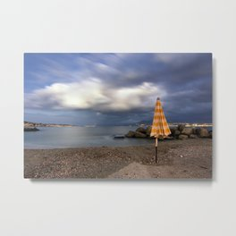 Minutes replace one another Metal Print