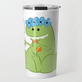 Fizzy Dino Travel Mug