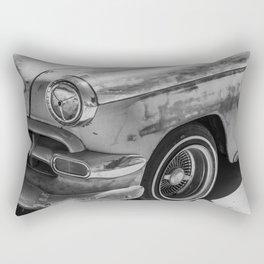 Sun Bleached Classic Car Rectangular Pillow