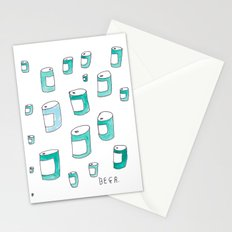 BEERS! Stationery Cards