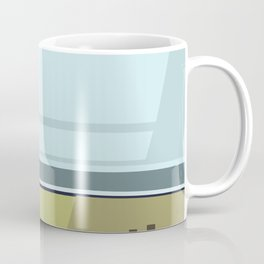 Santa Monica Horizon 0114 Coffee Mug