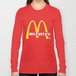 McFatty's Long Sleeve T-shirt