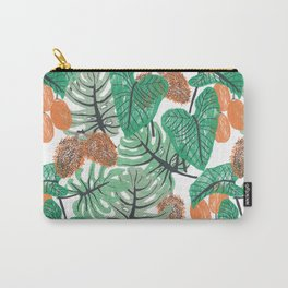 Jungle Print Carry-All Pouch