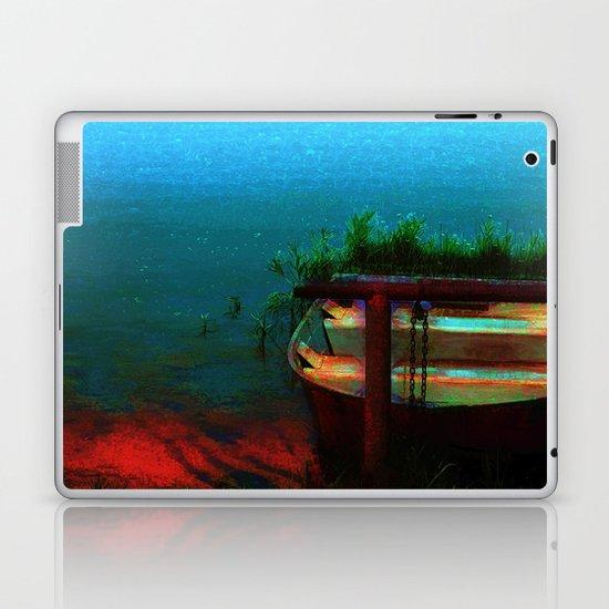 Rusty Boat Laptop & iPad Skin