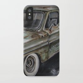 Crossroads Chevy iPhone Case