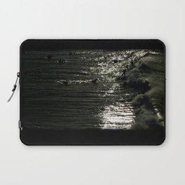 Dark Wave Laptop Sleeve