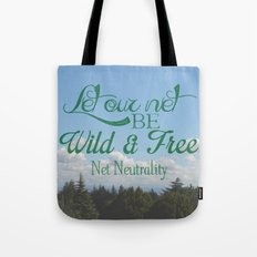Net Neutrality Tote Bag