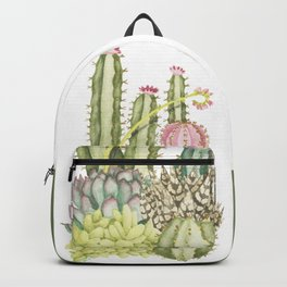 Gilded Cacti Backpack