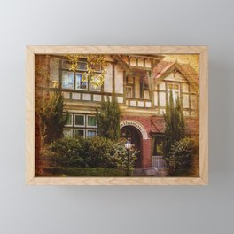 Hathaway Framed Mini Art Print