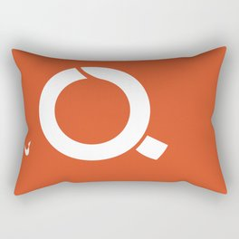 Fukushima-Prefecture Flag Rectangular Pillow