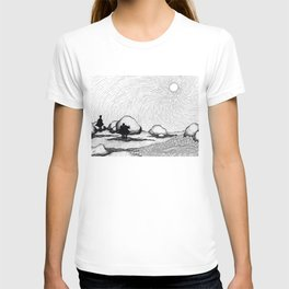 Selkie Beach T-shirt