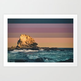 Colorscape VII Art Print