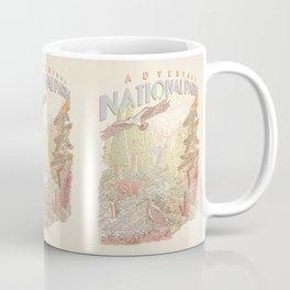 Adventure National Parks Coffee Mug