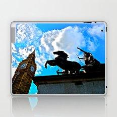 A Commoners View of Big Ben Laptop & iPad Skin