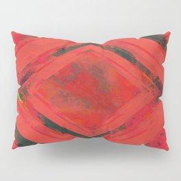 Red Fury Pillow Sham
