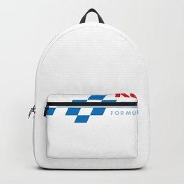 Formula One Backpack