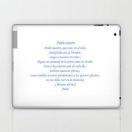Padre nuestro Laptop & iPad Skin