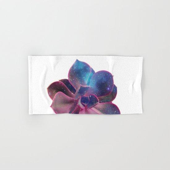 Galactic Succulent Hand & Bath Towel
