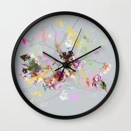 Flower 0101 Wall Clock