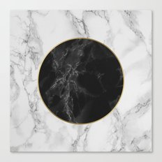 Marble #1 Canvas Print