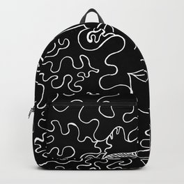 Consumed By Curls Backpack