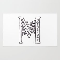 M is for Rug