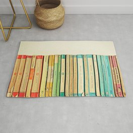 Birds on Parade Rug