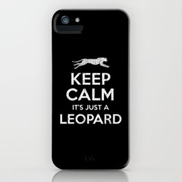 Leopard Design iPhone Case