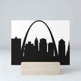 St. Louis Mini Art Print