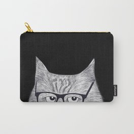 Intelligent cat Carry-All Pouch