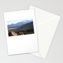 Colorado Mountains pt. II Stationery Cards