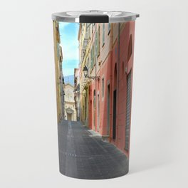 Sunday In Menton Travel Mug