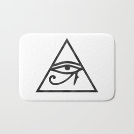 Eye Of Horus Bath Mat