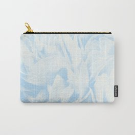 Light Blue Dream #3 #rose #floral #art #society6 Carry-All Pouch