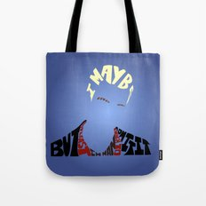 Spike - Buffy the vampire slayer Tote Bag