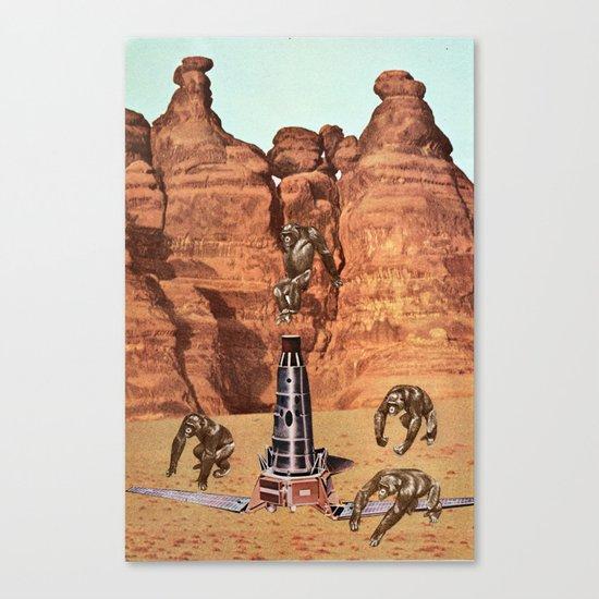 2001 Canvas Print