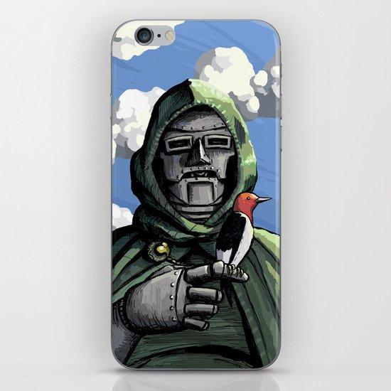 Doom iPhone & iPod Skin