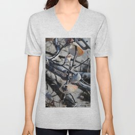 Lose Yourself in Timeless Wander Unisex V-Neck