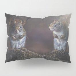 Forest Twins Pillow Sham