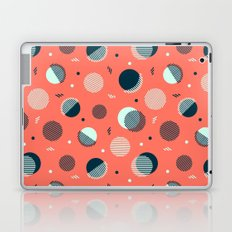 Pink Orbs Laptop & iPad Skin