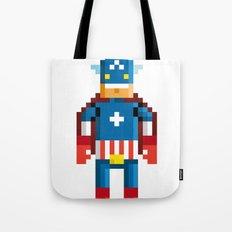 Pixelman America Tote Bag