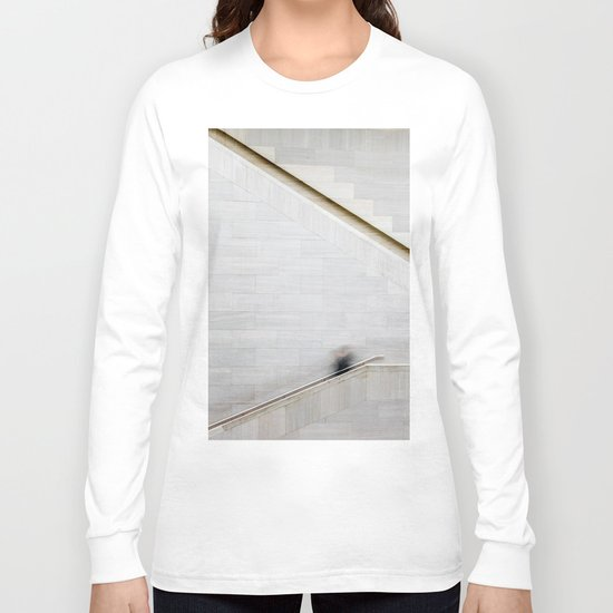 Up & Down Long Sleeve T-shirt