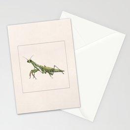 Mantis II Stationery Cards