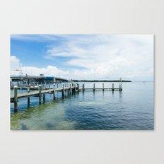 Bay Views Canvas Print