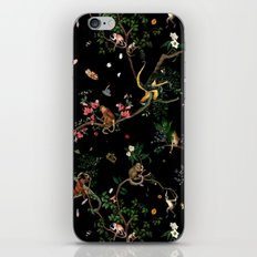 Monkey World iPhone & iPod Skin