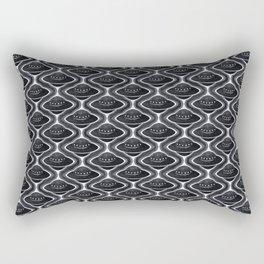 Ogee, a UFO! Rectangular Pillow