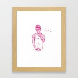 FAG 15 Framed Art Print