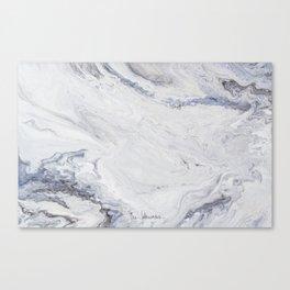 Glaciar Canvas Print